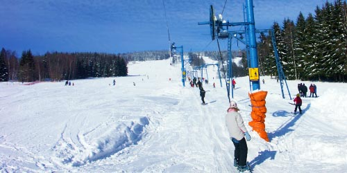 Studenov ski resort
